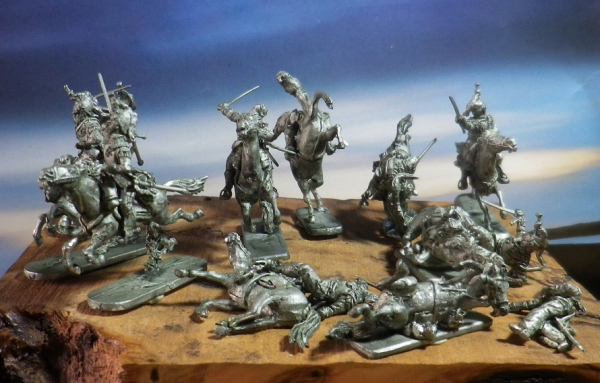 French Cuirassiers Set 2