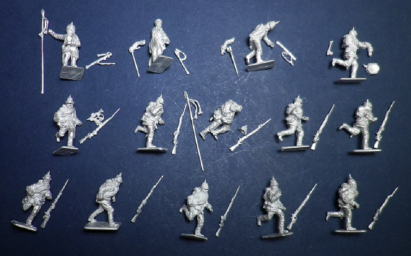 Prussian infantry set 2